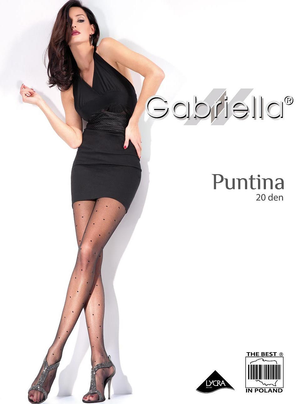 Rajstopy Gabriella 471 Puntina 5-XL (1)