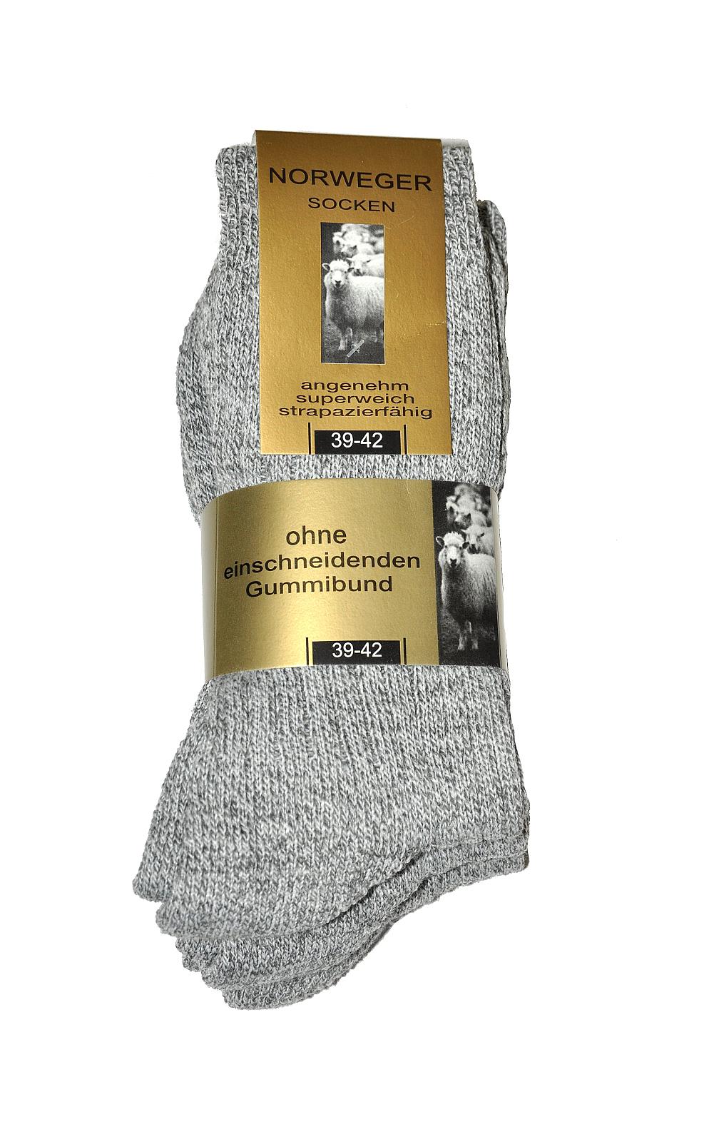 Skarpety WiK Norweger Wolle art.20110 A'3 (1)
