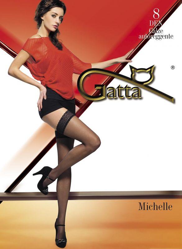 Pończochy Gatta Michelle nr 04 8 den (1)