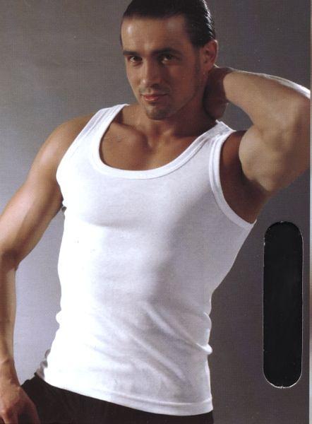 Koszulka Szata Tadeusz ramiączko biała (1)