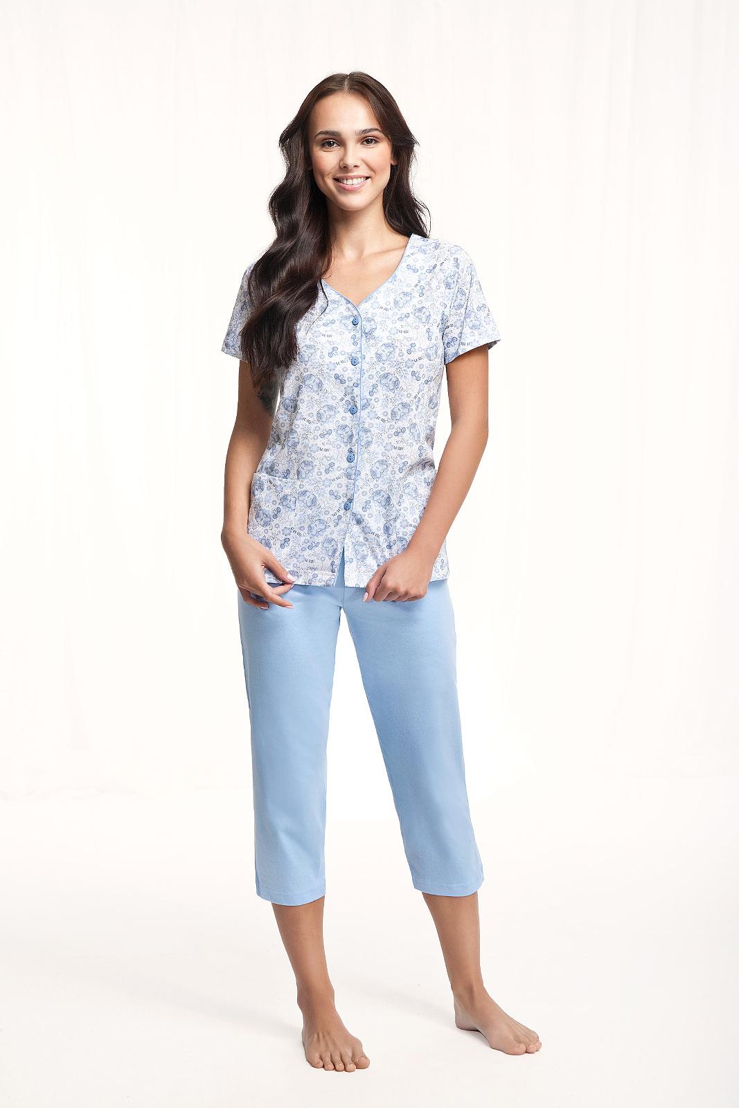 Piżama Luna 476 kr/r 3XL damska (1)