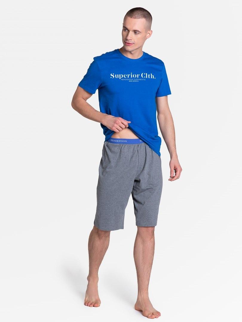 Piżama Henderson 38366 Zed kr/r M-2XL (1)